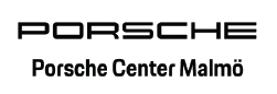 Logo of Porsche Center Malmö without crest